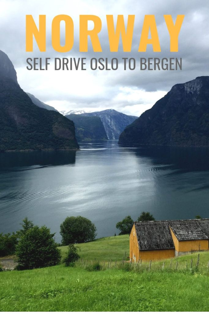 Driving from Oslo to Bergen - Tips