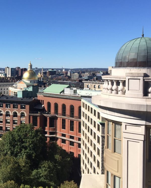 A Romantic Weekend in Boston – What Could Possibly Go Wrong?