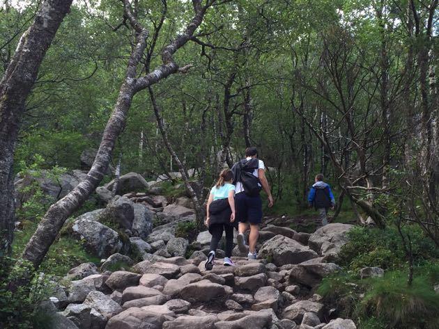 Pulpit Rock Trail