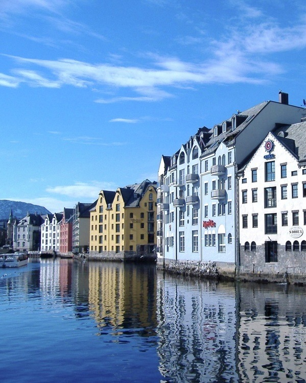 Alesund, Norway – with Kids