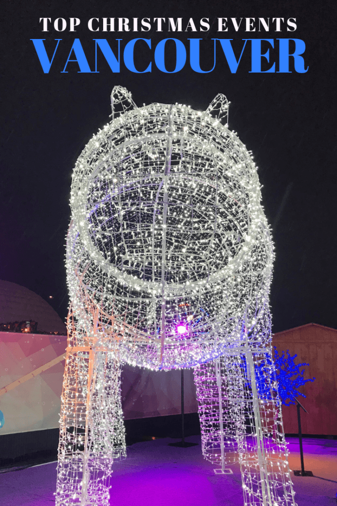 Christmas Events Vancouver