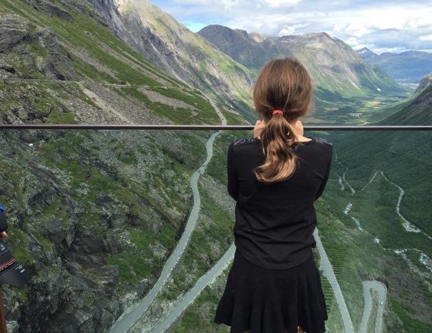 Trolls Highway Norway - Trollstigen