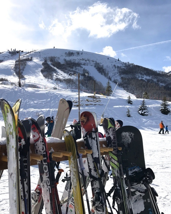 Park City Ski Resort – with Kids
