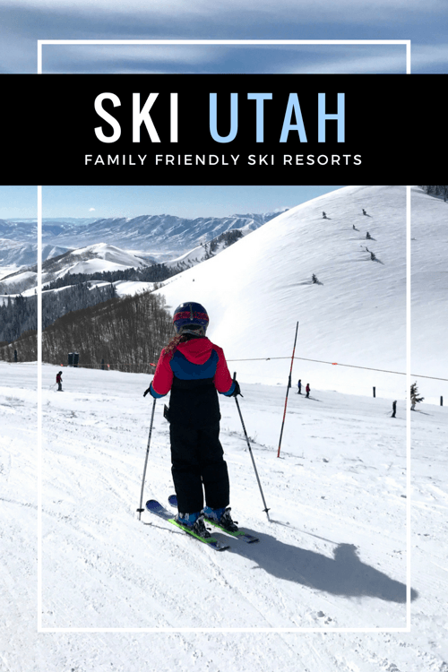 Best Family Ski Resorts Utah