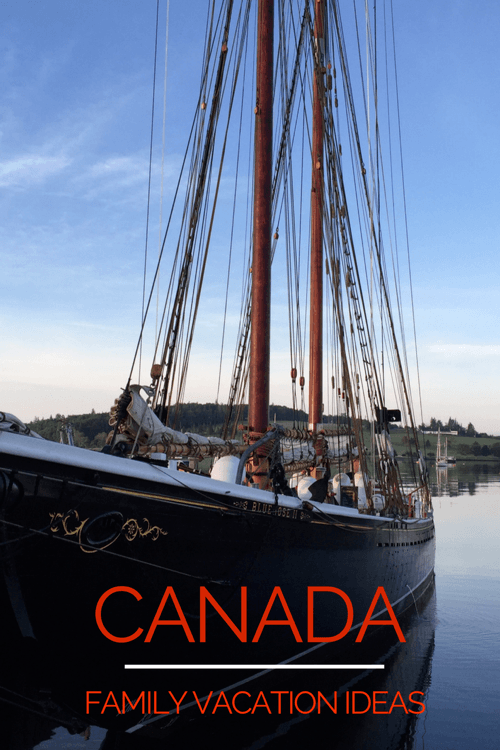 Family Travel Canada