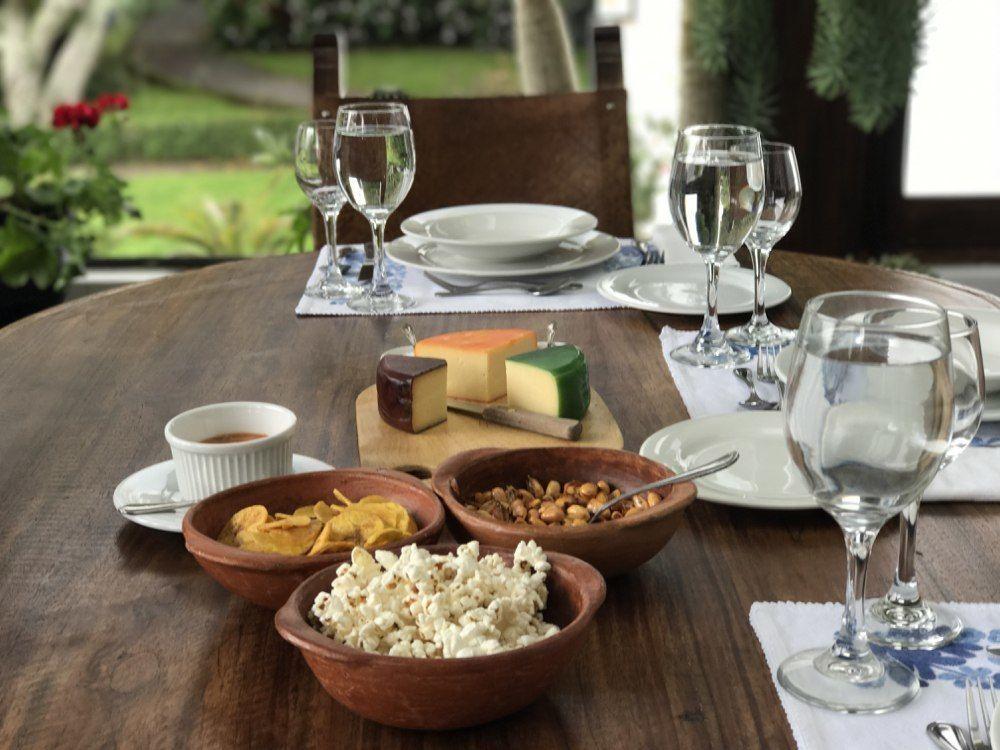 Luxury Ecuador All Inclusive - Hacienda Zuleta
