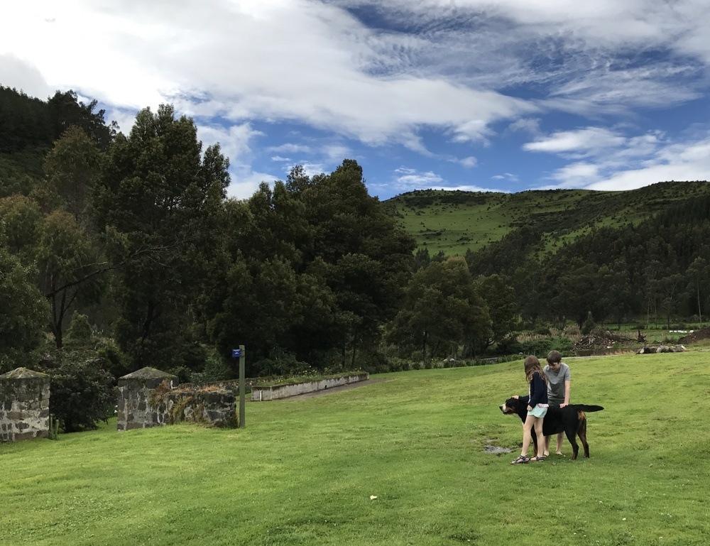 Hacienda Zuleta - Eco Lodge Ecuador