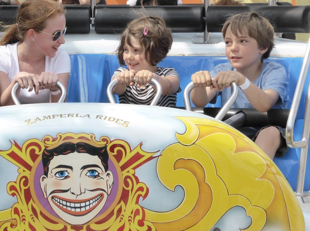 Coney Island with Kids