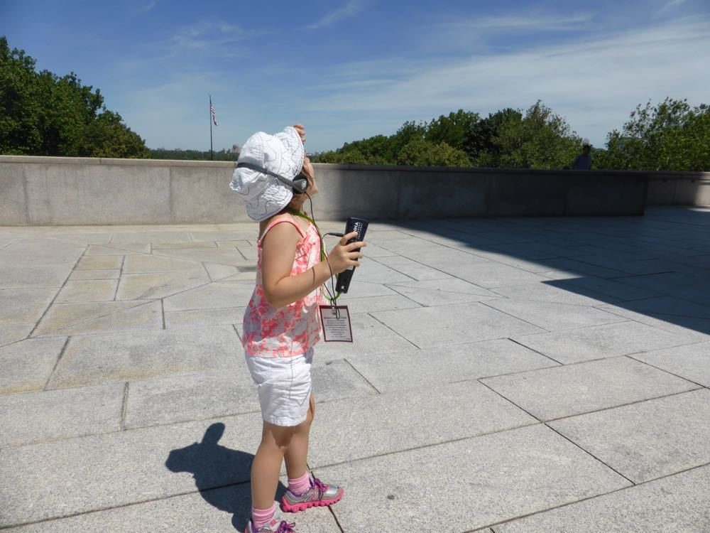 Statue of Liberty with Kids