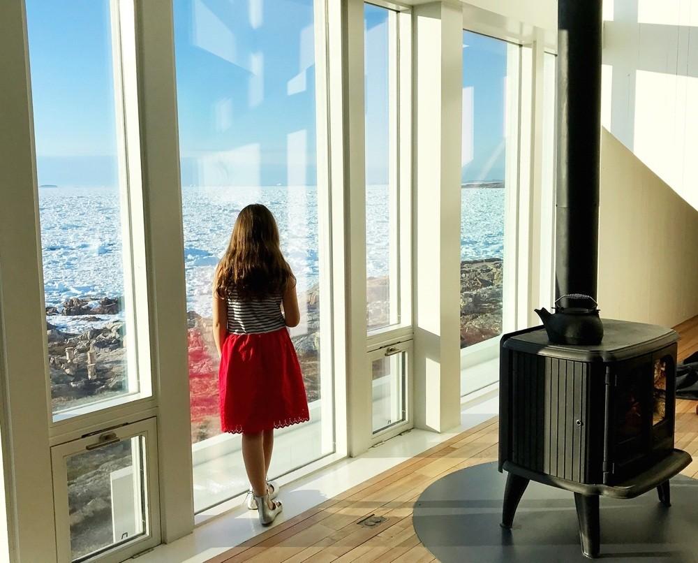 Fogo Island Hotel - Fogo Island Newfoundland
