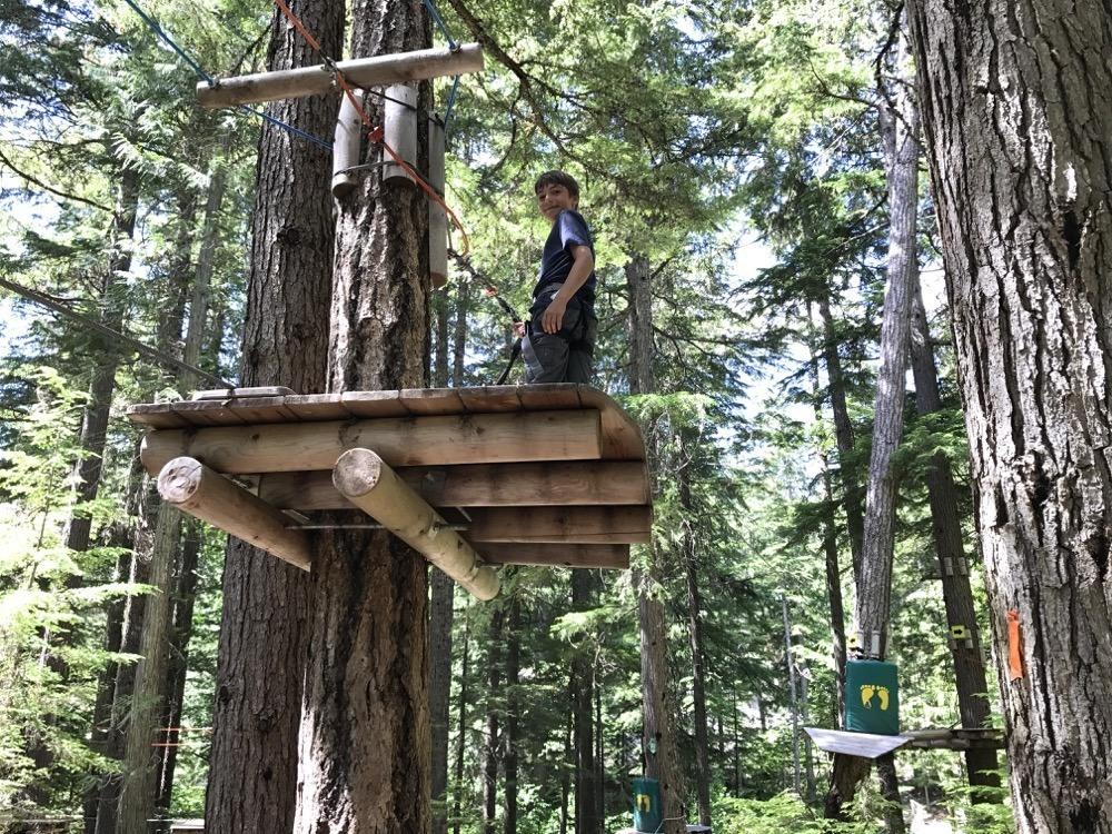 Superfly Treetop Adventure