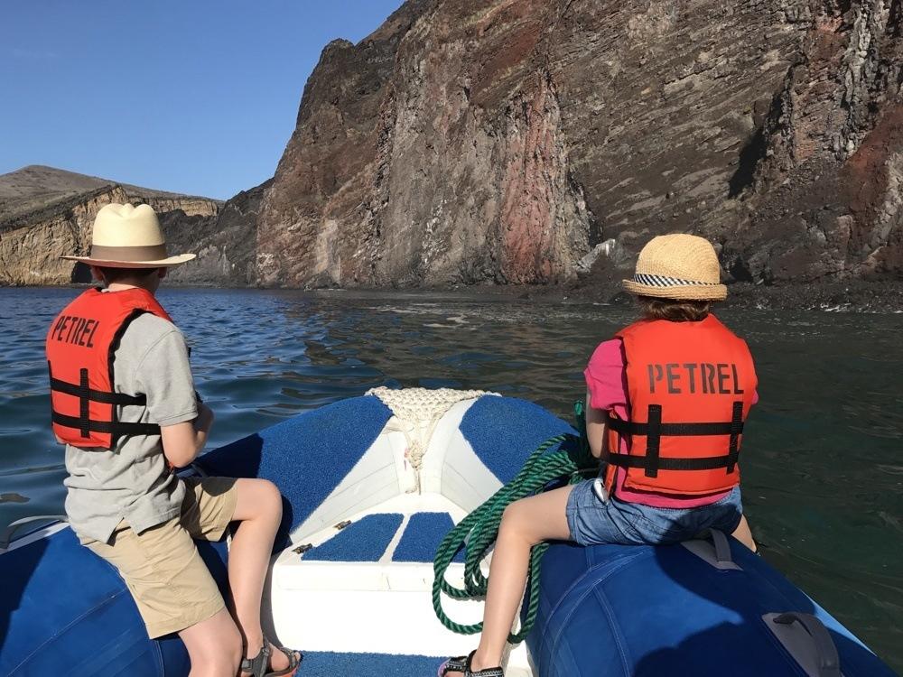 Galapagos Itinerary
