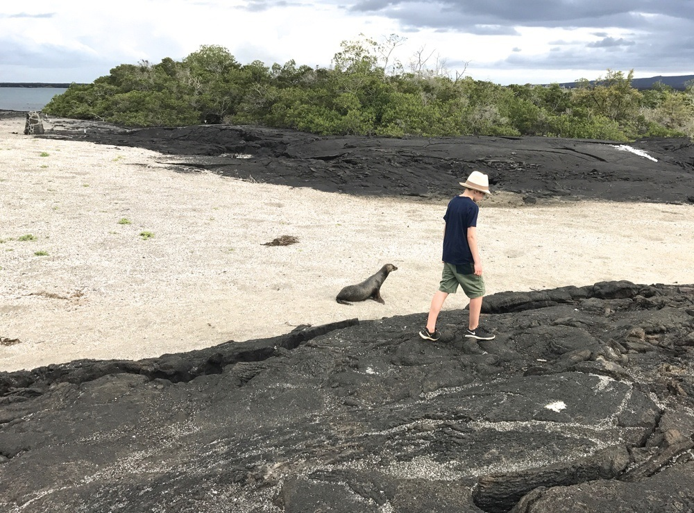Galapagos Cruise with Children