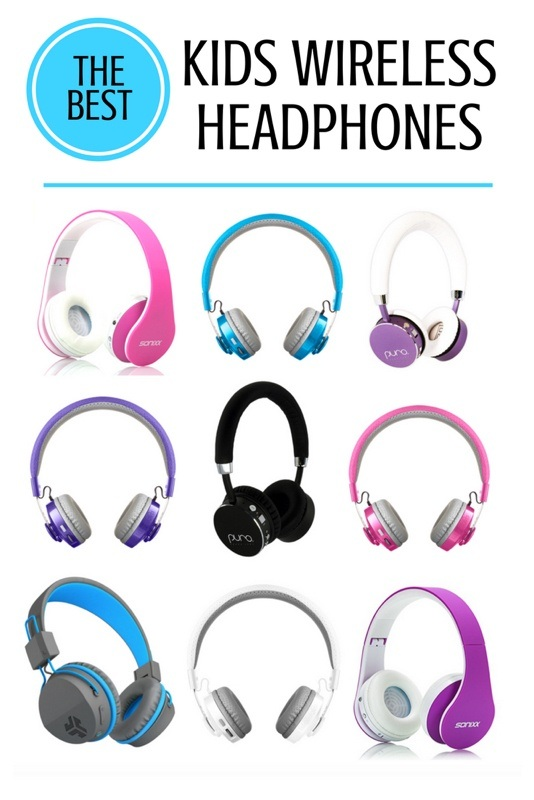Best Kids Wireless Headphones - Best Kids Bluetooth Headphones