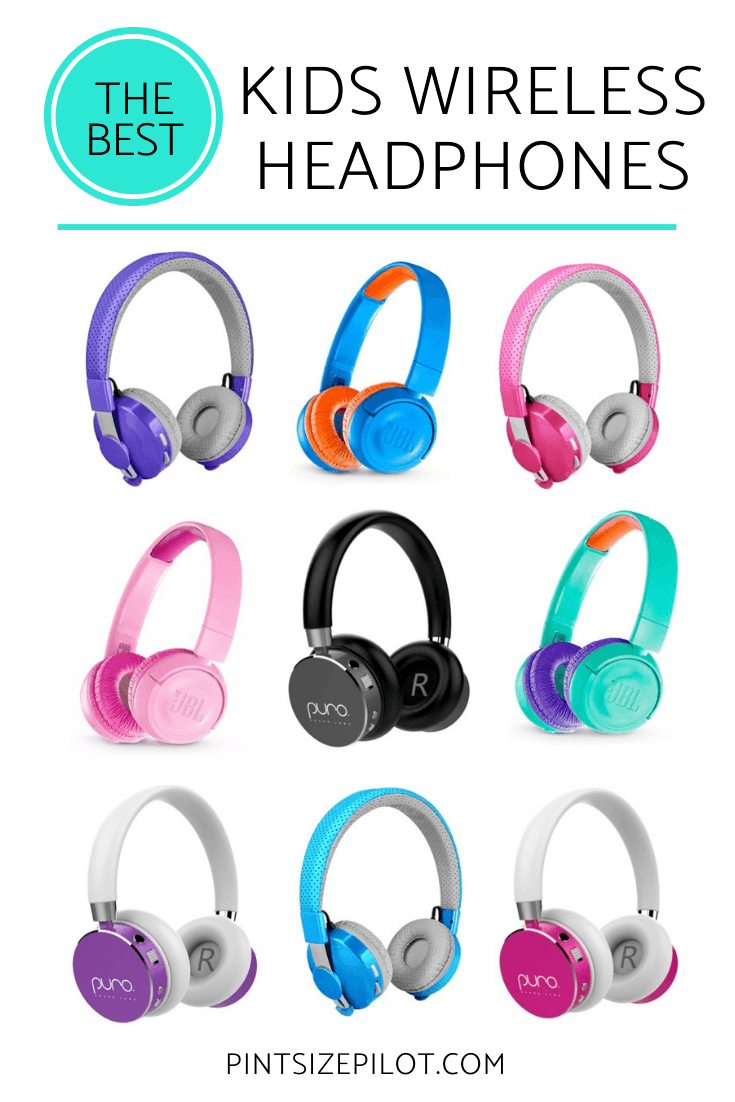 Best Kids Wireless Headphones Best Kids Bluetooth Headphones