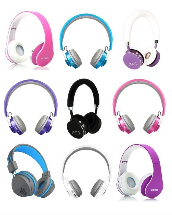 Best Kids Wireless Headphones / Kids Bluetooth Headphones