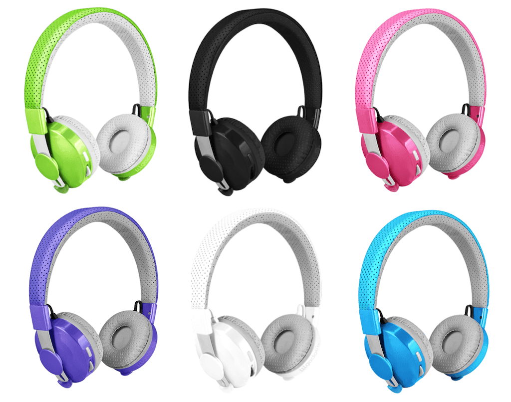 LilGadgets Kids Bluetooth Headphones