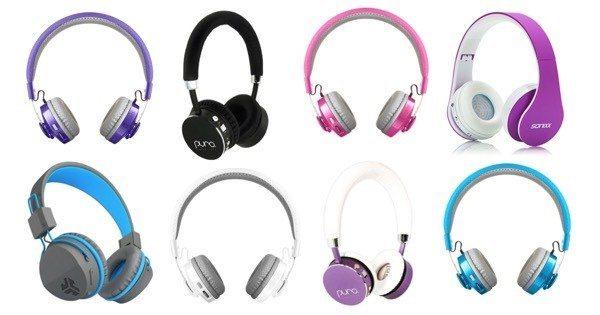 Best Kids Wireless Headphones Best Kids Bluetooth Headphones