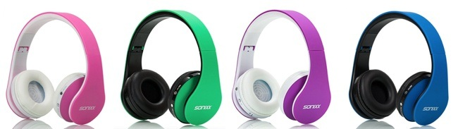 Kids Wireless Bluetooth Headphones