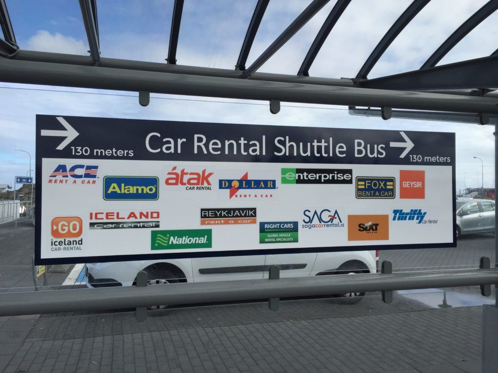 Best Iceland Car Rental Tips