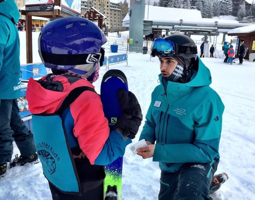Whistler Ski Kids