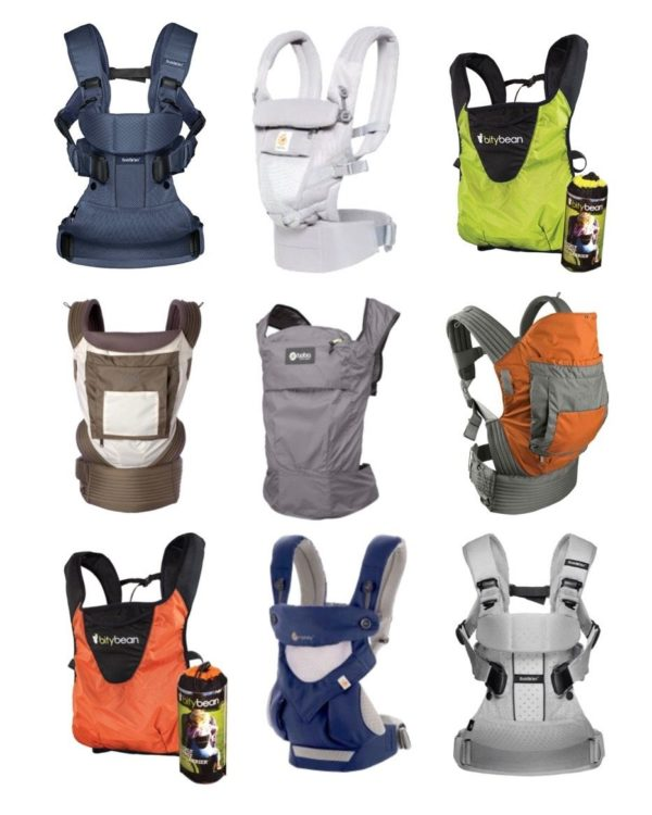3d9911da33f Best Travel Baby Carriers