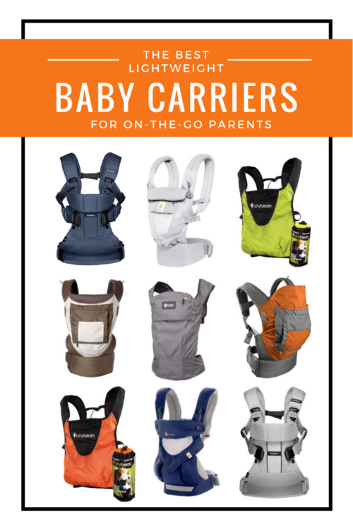 b114bae0c91 The Best Lightweight Baby Carriers for Travel