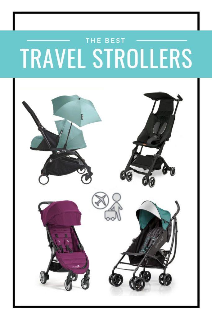 Best Lightweight Stroller for Travel Models