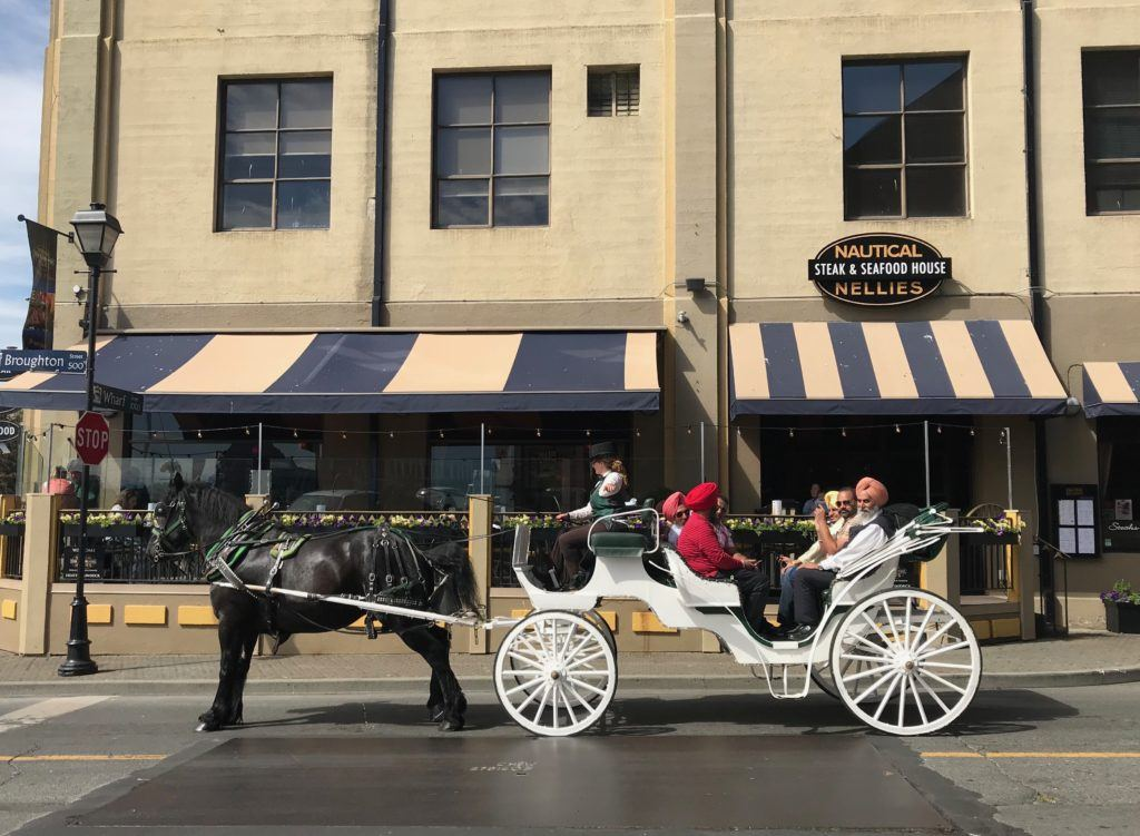 Victoria Carriage Rides