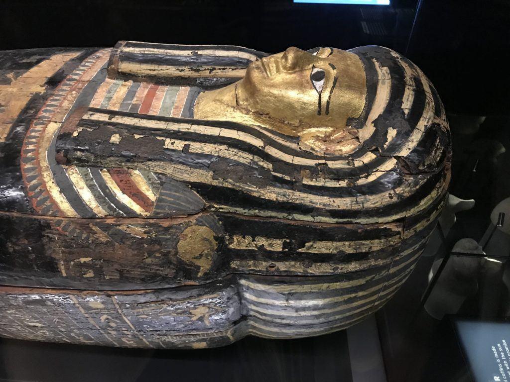 Egypt Exhibit Royal BC Museum Victoria