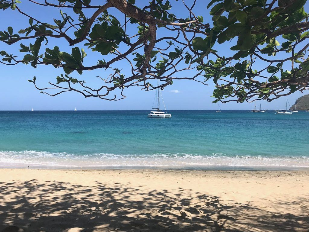 Lowe Bay Beach Bequia