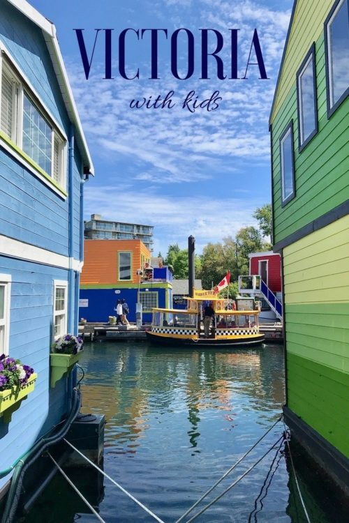 The Top 16 Things To Do In Victoria B C With Kids