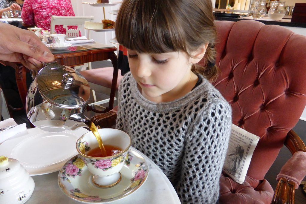 Afternoon Tea Victoria