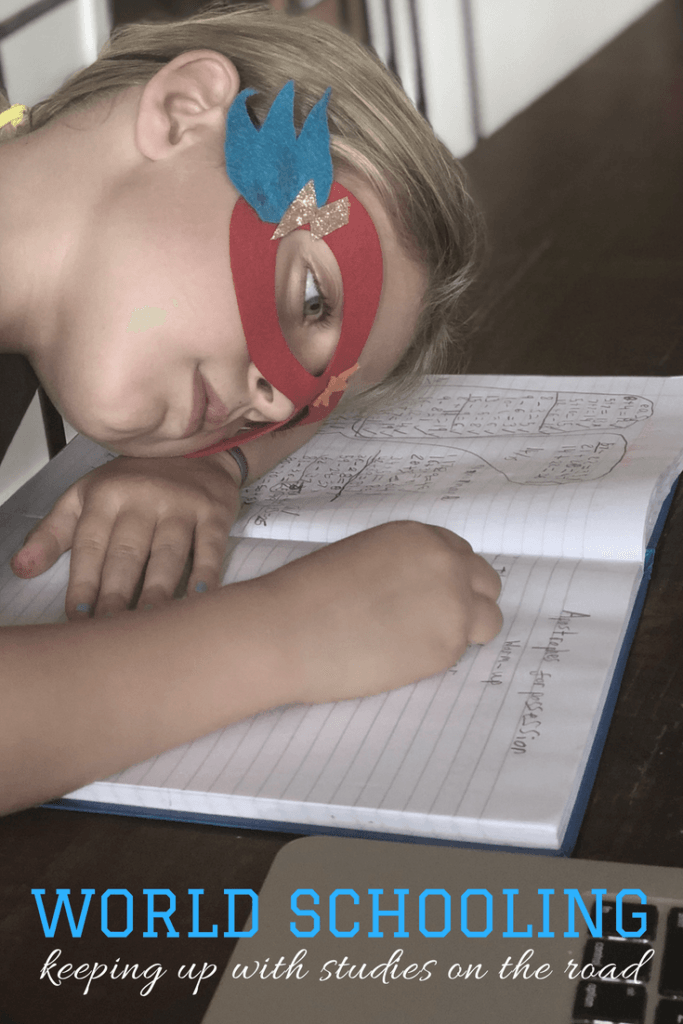 World Schooling - Traveling the World with Kids