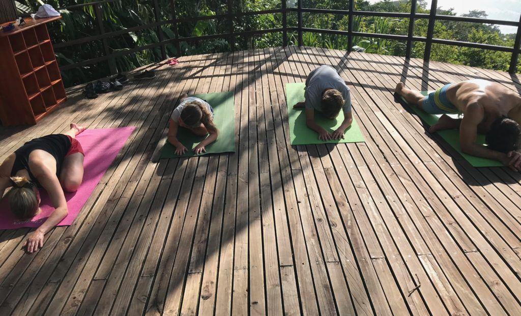Osa Peninsula Yoga
