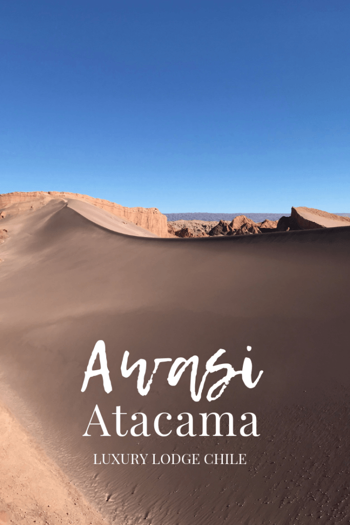 Awasi Atacama Chile - Luxury Hotel in the Atacama Desert