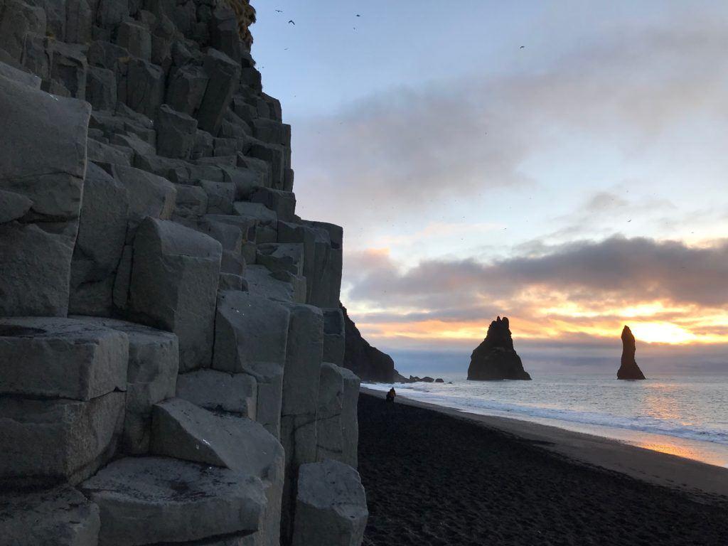 Reynisfjar Iceland