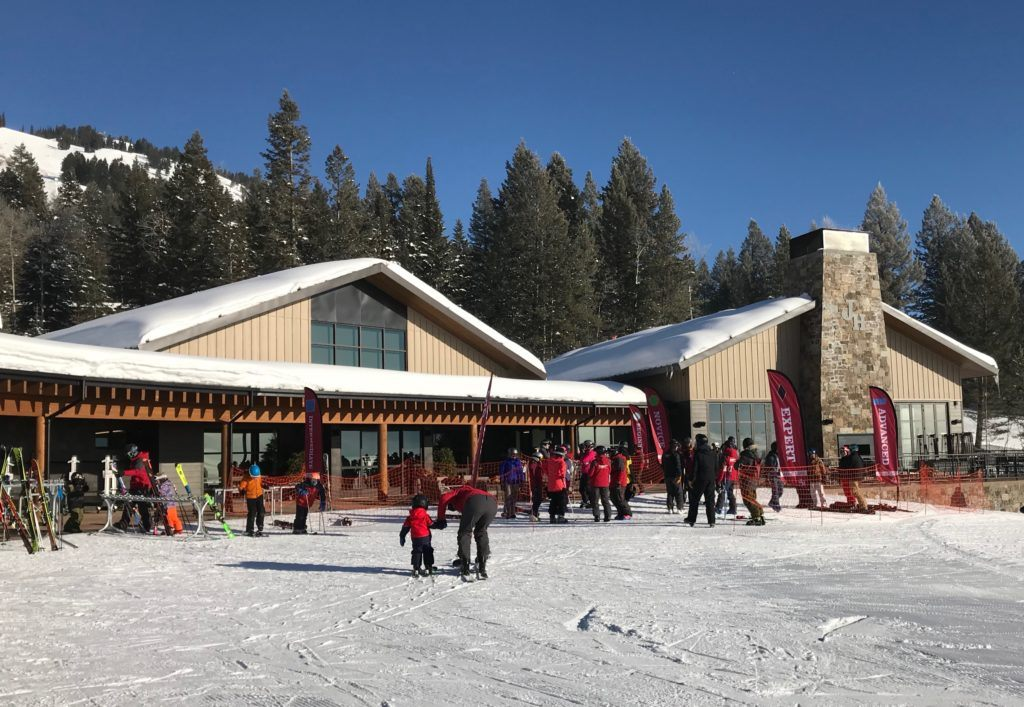 Jackson Hole Ski Lessons