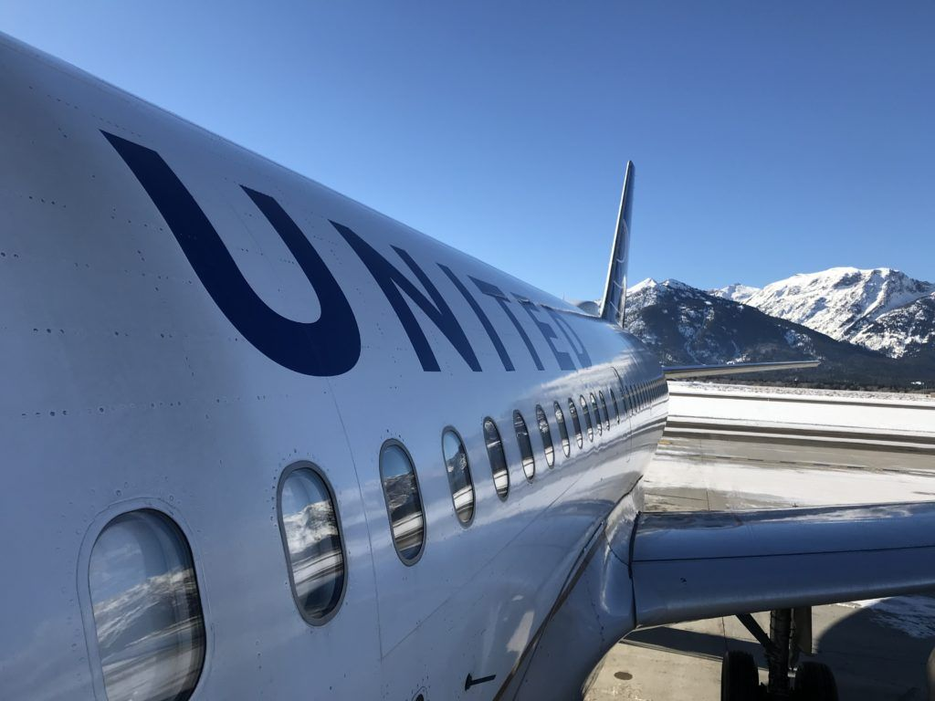 Getting to Jackson Hole
