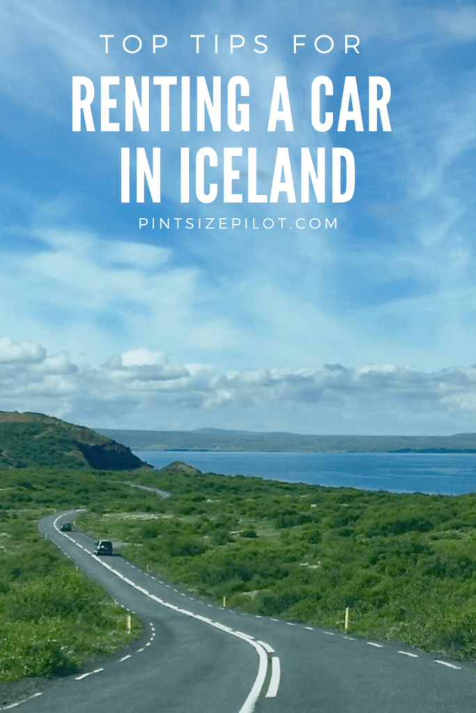 Best Car Rental Iceland Tips