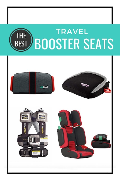 Best Travel Booster Car Seats