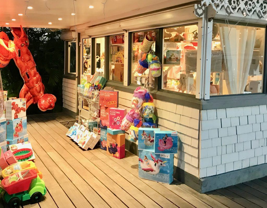 Kids Stores on St. Barths