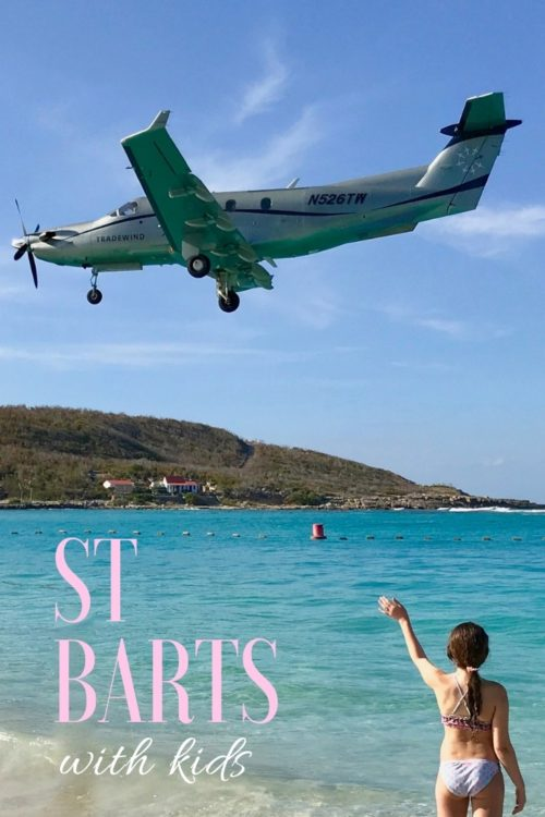 St. Barts with Kids