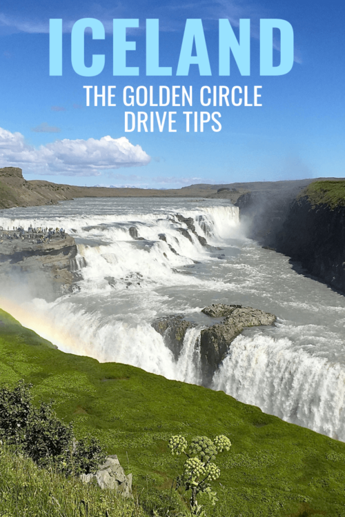 Golden Circle Self Drive Iceland