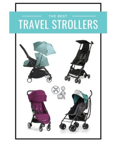 Best Lightweight Stroller for Travel 2019