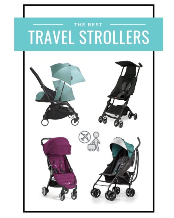 Best Lightweight Stroller for Travel 2019
