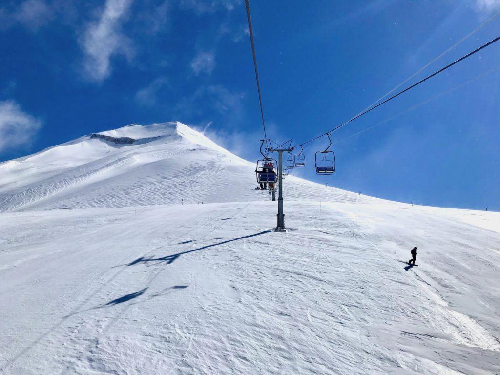 Chilean Ski