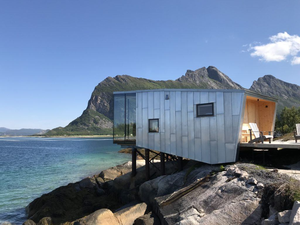 Manshausen Norway Design Hotel