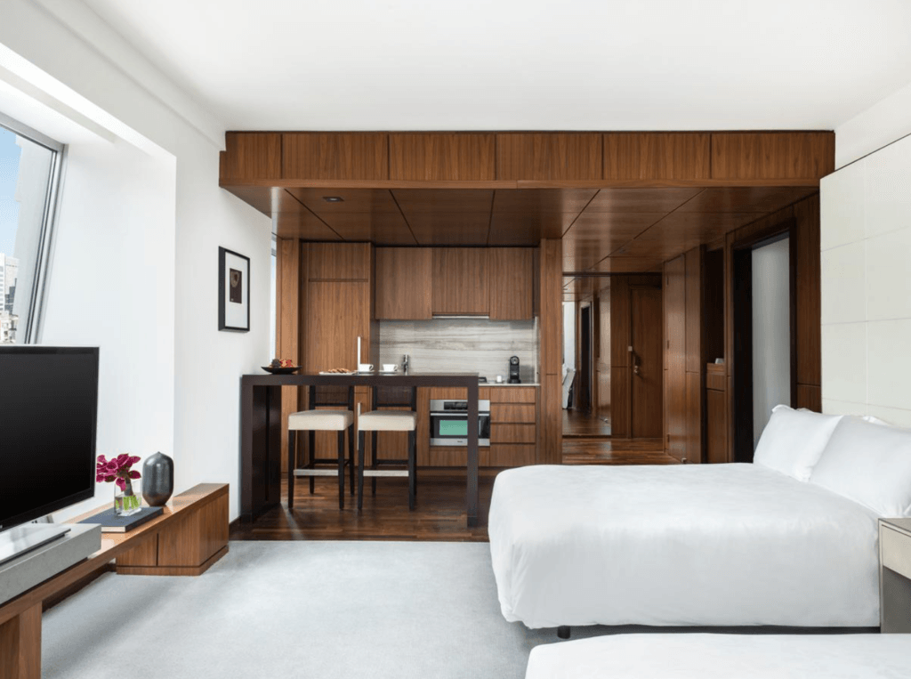 Family Suites in NYC