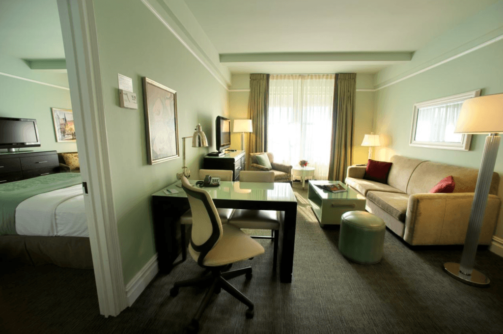 Family Suites New York